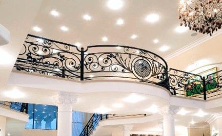 Metal Balustrades